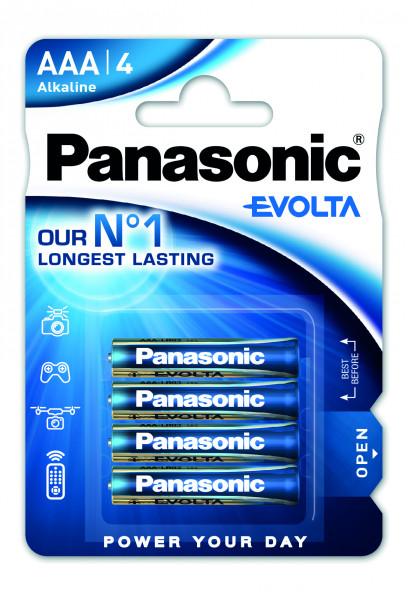 Panasonic Evolta 4x LR03 (AAA)