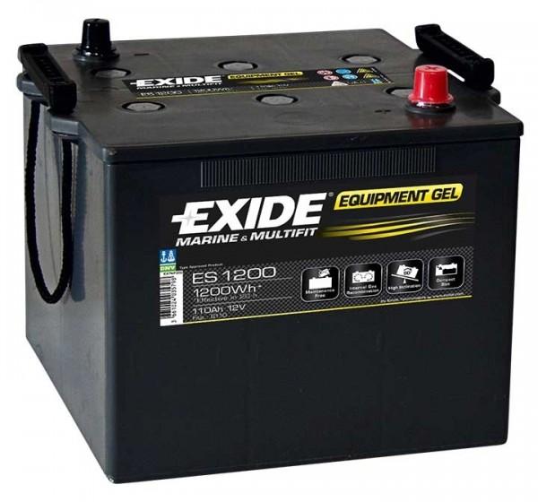 Exide ES1200 12 V 110 AH (c20) 760 A (EN)  GUG