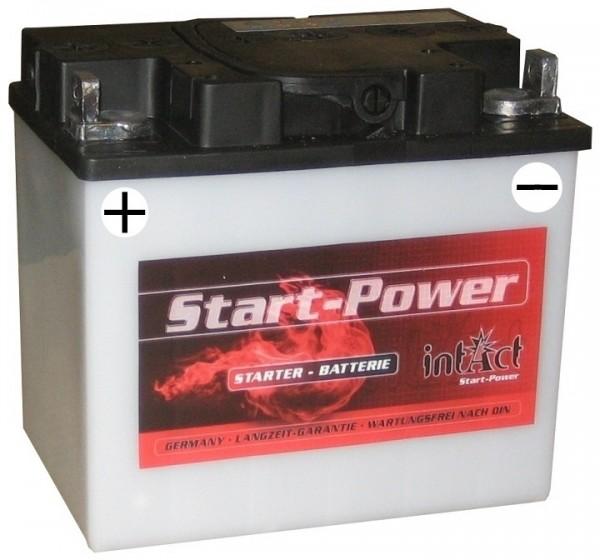 Intact Bike Power Classic - 53034S MoBa 12 V 30 AH (c20) 300 A (EN), C60-N30-A