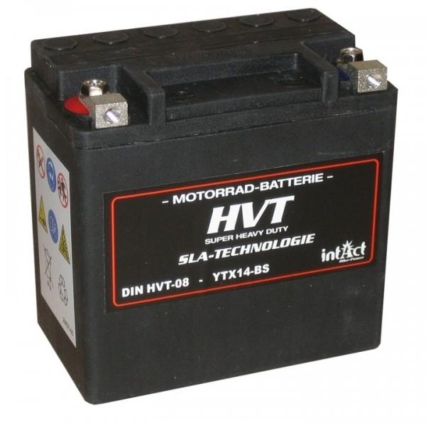 Intact Bike Power HVT - HVT-08 MoBa 12 V 22 AH (c20) 350 A (EN), YTX24HL-BS, 6601