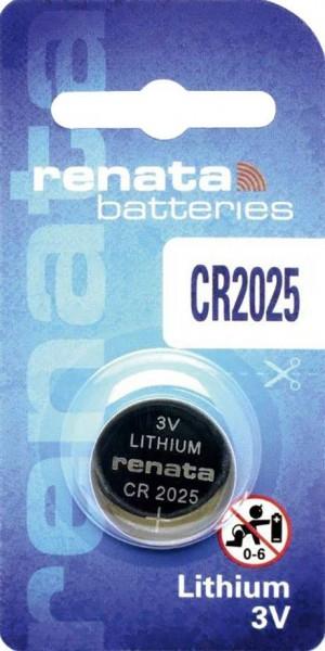 Renata Lithium CR2025