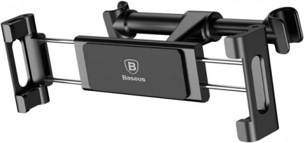 "Baseus Backseat Car Mount Holder for 4.7-12.9"" Device black WW"