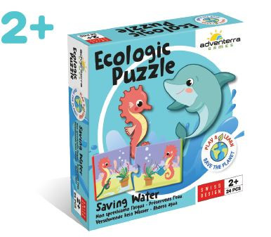 Adventerra ECO Puzzle - Saving Water