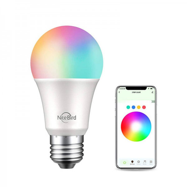 Smart bulb LED Nite Bird WB4 Color (App Control)