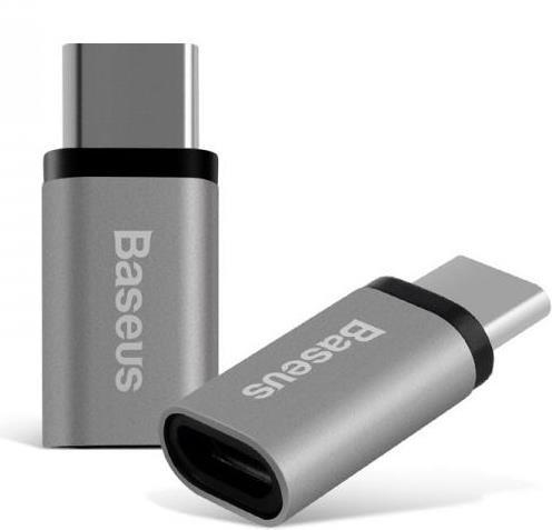 Baseus Sharp Series Adapter (Micros USB - USB Typ C)