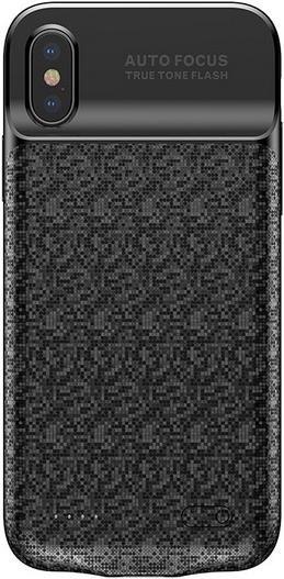 Baseus Plaid Backpack Series (iPhoneX) 3500mAh Black