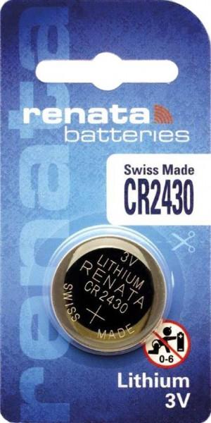 Renata Lithium CR2430