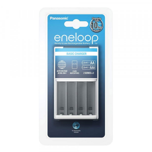 Panasonic Eneloop Basic Charger
