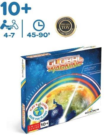 Adventerra Global Warning DE