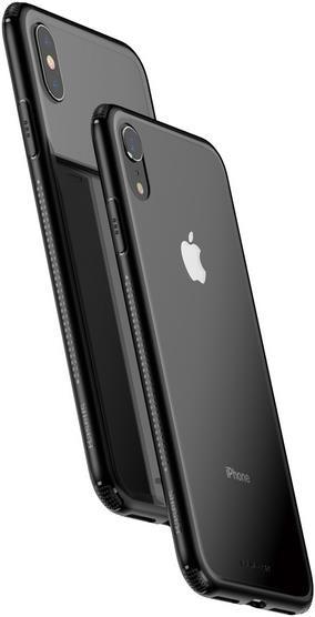 Baseus See-Trough Series (iPhone XS) Black