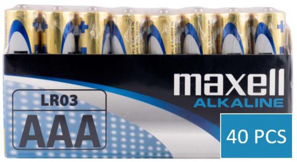 Maxell 40x LR03 (AAA) 2erShrink