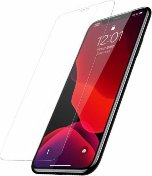 Baseus 0.15mm Full-glass Tempered Glass Film For iP 6.1inch Transparent
