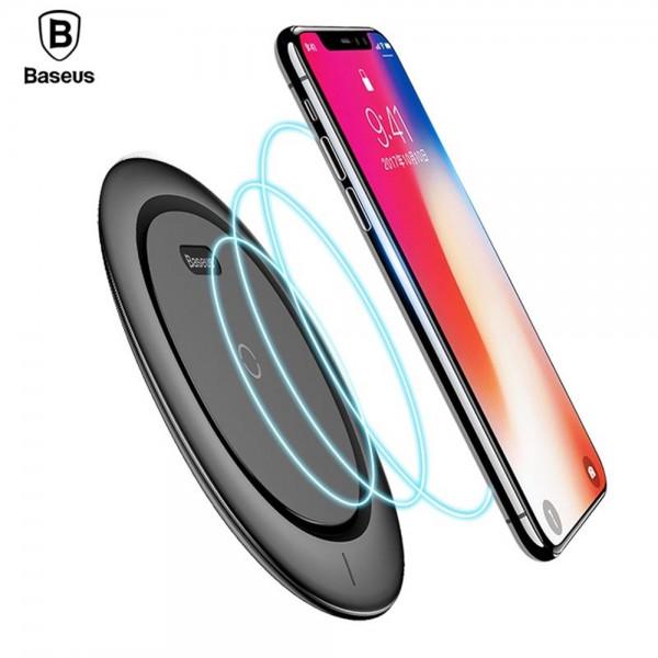 Baseus UFO Desktop Wireless Charger Black