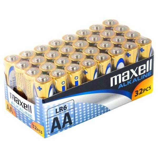 Maxell 32x LR6 (AA)