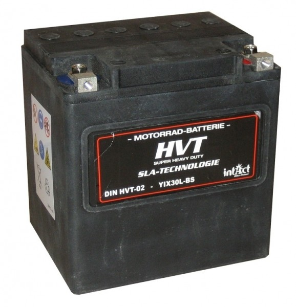 Intact Bike Power HVT - HVT-02 MoBa 6 V 22 AH (c20) 300 A (EN), CB2-6, 66006-29F