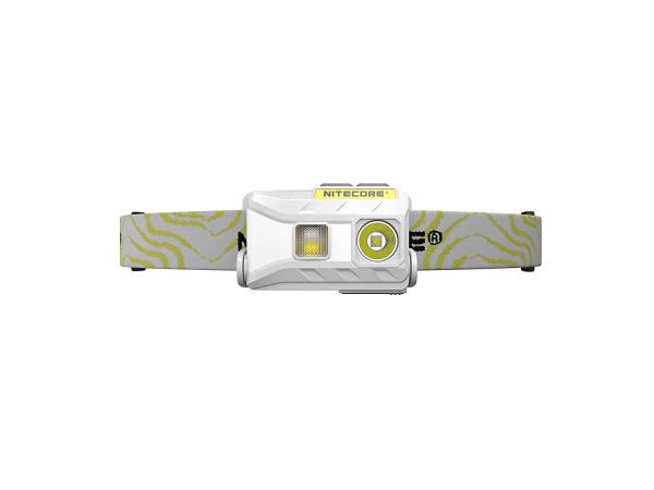 Nitecore Stirnlampe NU25 weiß