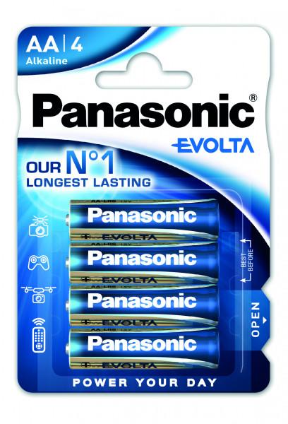Panasonic Evolta 4x LR6 (AA)