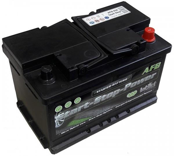 Intact Start-Stop Power EFB 12 V 65 AH (c20) 650 A (EN)  GUG
