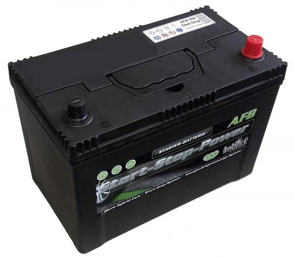 Intact Start-Stop Power EFB 12 V 95 AH (c20) 760 A (EN)  GUG