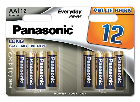 Panasonic Everyday 12x LR6 (AA)