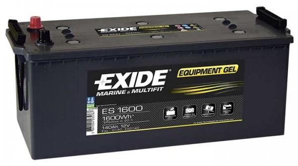 Exide ES1600 12 V 140 AH (c20) 900 A (EN)  GUG