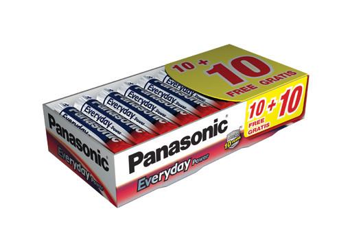 Panasonic Everyday 20x LR03 (AAA)