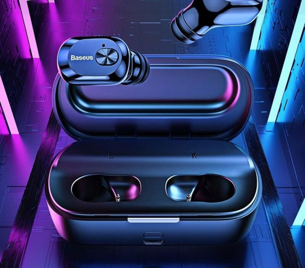 Baseus Encok True Wireless Earphones Black
