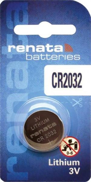 Renata Lithium CR2032