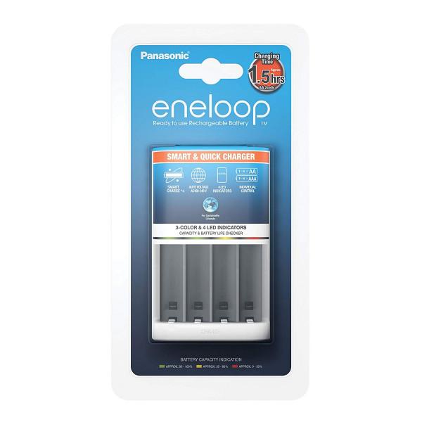 Panasonic Eneloop Smart & Quick Charger