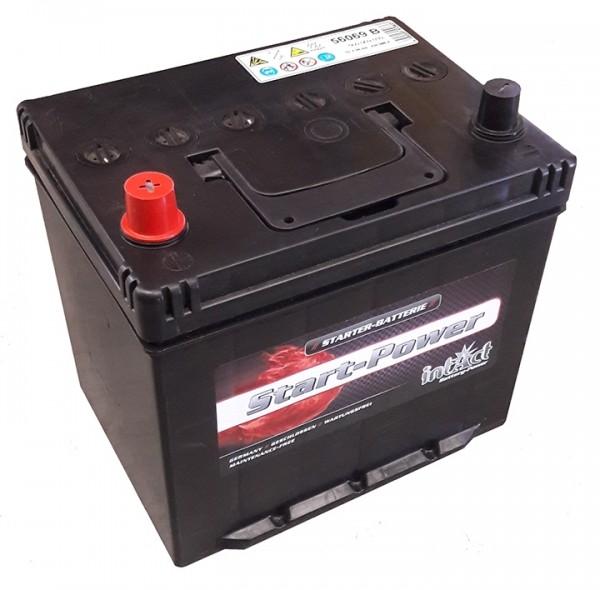 Intact Start Power Asia 12 V 60 AH (c20) 580 A (EN)  GUG