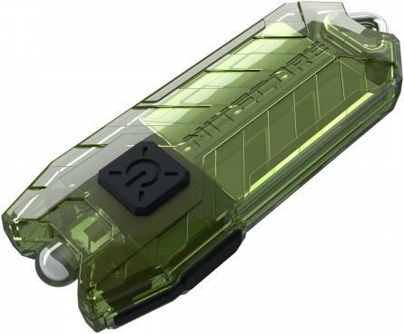 Nitecore Schlüsselleuchte Tube grün
