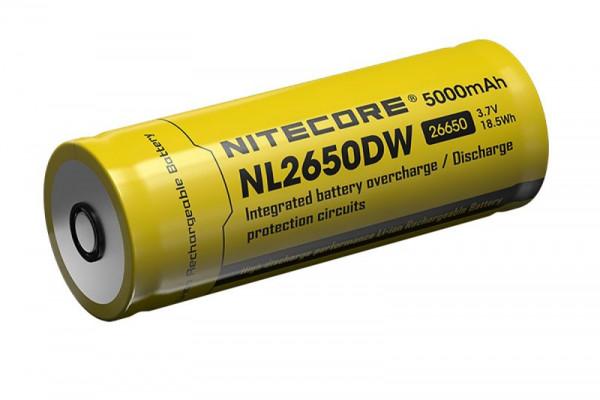 Nitecore Li-Ion Akku IMR 2650DW