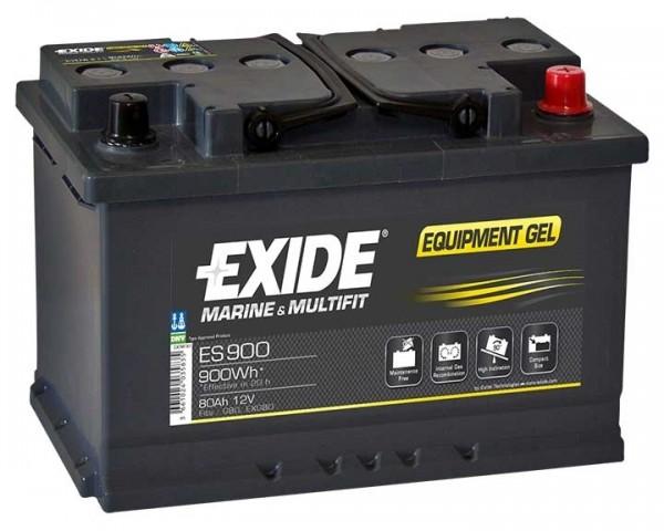 Exide ES900 12 V 80 AH (c20) 540 A (EN)  GUG