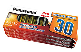 Panasonic Pro Power 30x LR6 (AA)