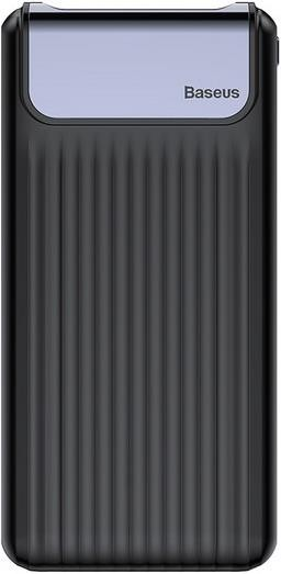 Baseus Thin Digital Powerbank 10000mAh (QuickCharge) Black