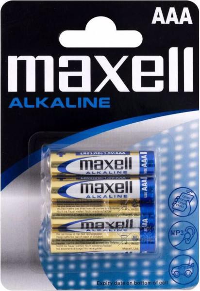 Maxell 4x LR03 (AAA)