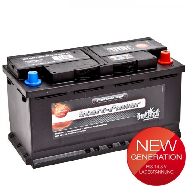 Intact Start Power 12 V 100 AH (c20) 850 A (EN)  GUG