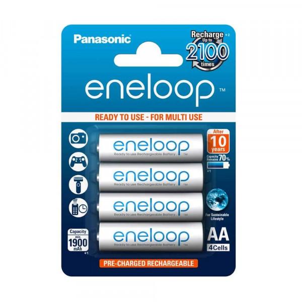 Panasonic Eneloop 4x AA 1900mAh