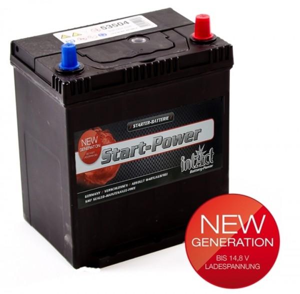 Intact Start Power Asia 12 V 35 AH (c20) 300 A (EN)  GUG