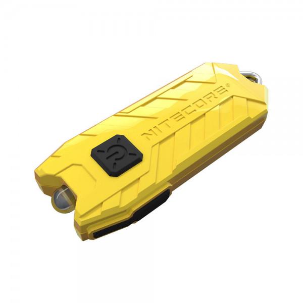 Nitecore Schlüsselleuchte Tube lemon