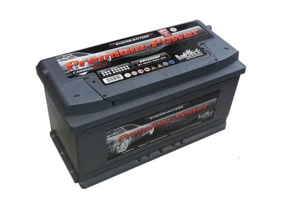 Intact Premium Power 12 V 100 AH (c20) 900 A (EN)  GUG