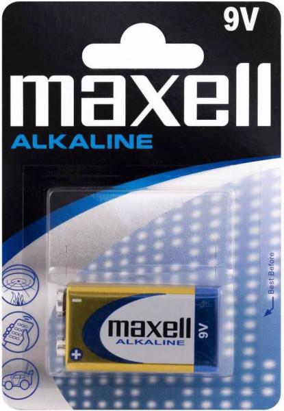 Maxell 1x 6LR61 (9V)