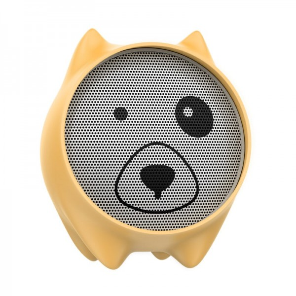 Baseus Dogz Wireless speaker E06 yellow