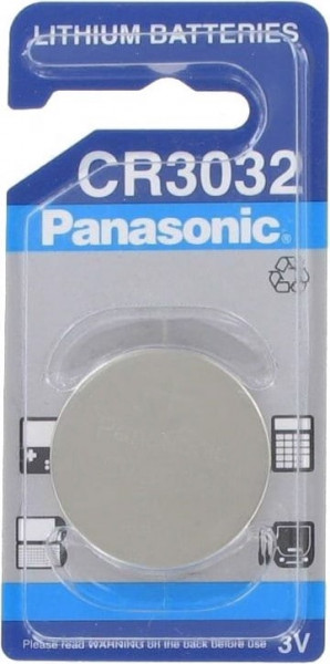Panasonic Lithium 1x CR3032