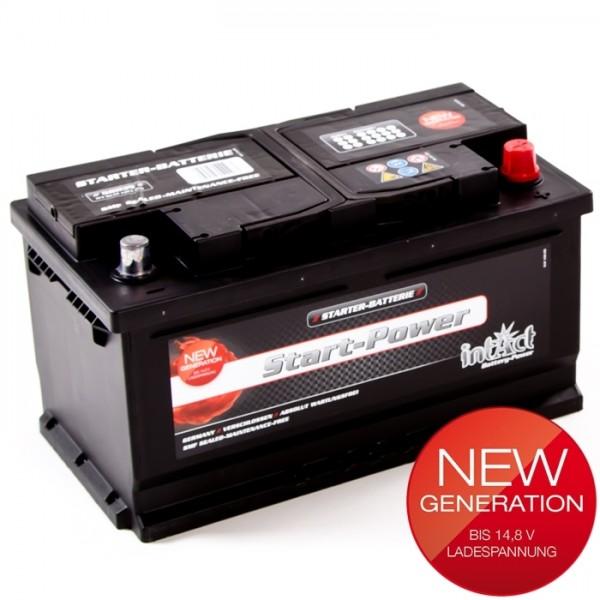 Intact Start Power 12 V 80 AH (c20) 740 A (EN)  GUG