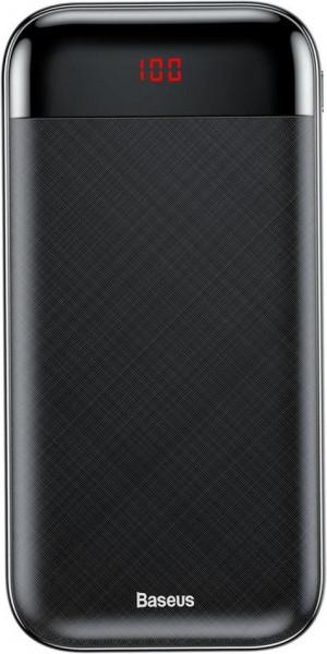 Baseus Mini Cu Digital Display Power Bank 20000mAh  Black