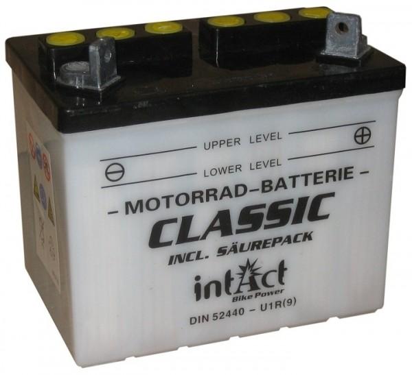 Intact Bike Power Classic - 52440S MoBa 12 V 24 AH (c20) 220 A (EN), U1R(9)