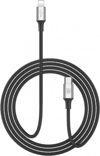 Baseus Rapid Series Cable (USB C-Lightning) 1.2m Black