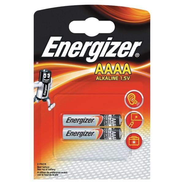 Energizer 2x AAAA LR61/E96