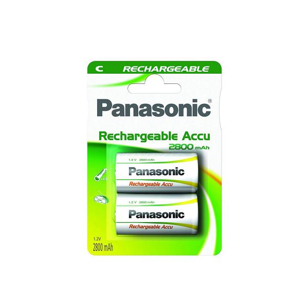 Panasonic Akku 2x P14 (C) 2800mAh